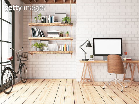 Modern Interior Design Home office