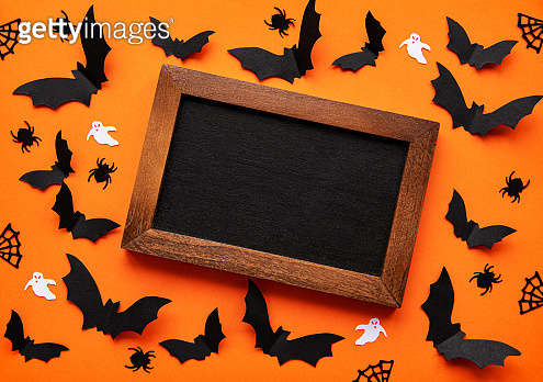 Halloween holiday decorations