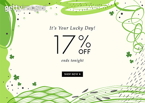 Patrick's Day Sale Banner_08
