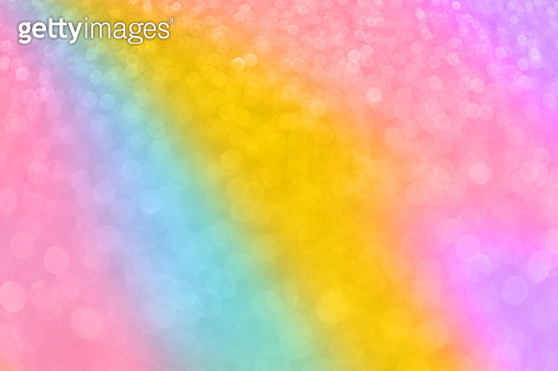 Rainbow gradient background. Blur texture.