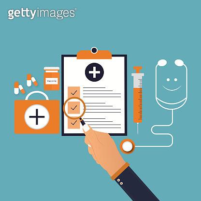Helath Insurance Concept