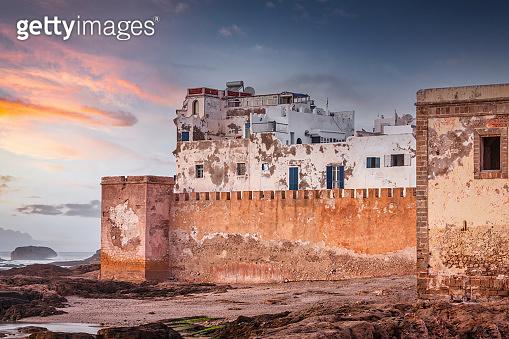 Essaouira Skala de la Kasbah Morocco North Africa
