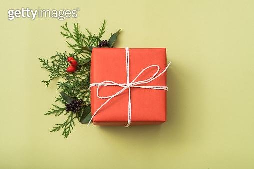 christmas present congratulation juniper decor