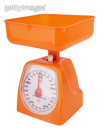 Portable mechanical scale