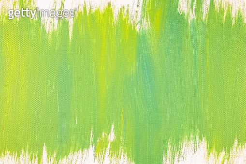 Acrylic Paint on Canvas