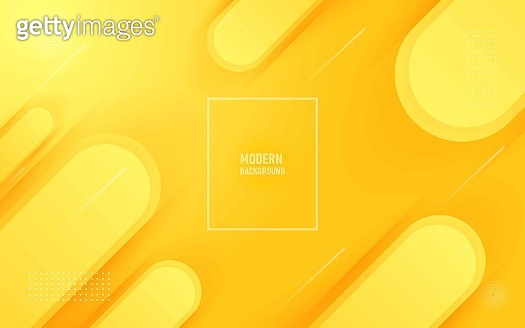 Abstract Modern Gradient Multicolor with Geometric Shapes - Trendy Gradient background stock illustration - Landing Page