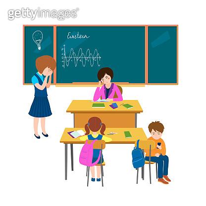 school class behavior teacher-03