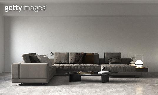 Modern luxury living room interior design