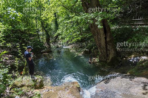 Turgut Waterfall ( Turgut Şelalesi )