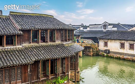 Scenery of Wuzhen