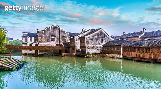 Wuzhen, Jiangnan ancient town