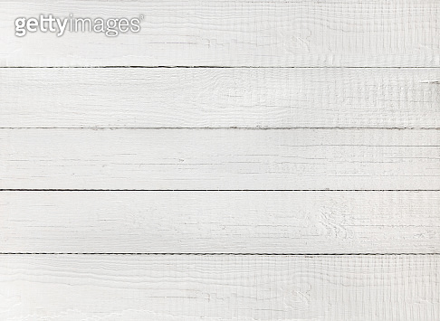 White colored wood background natural texture Digital paper