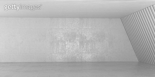 Empty Concrete Background