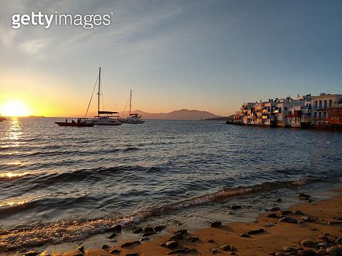 Little Venice, Mykonos, Greece