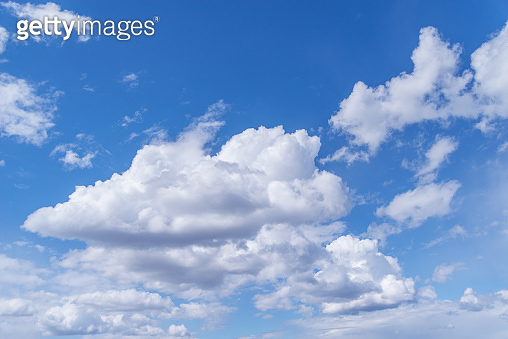 Amazing cloudscape on the sky.