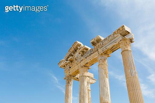 Temple of Apollo Side, Turkey