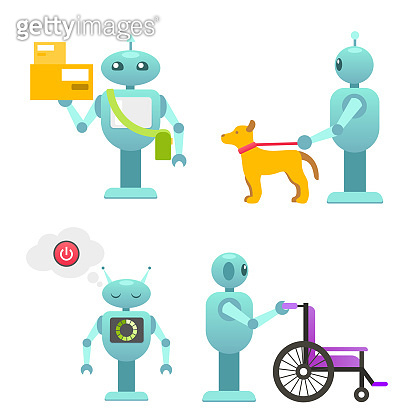 Robot adviser health help