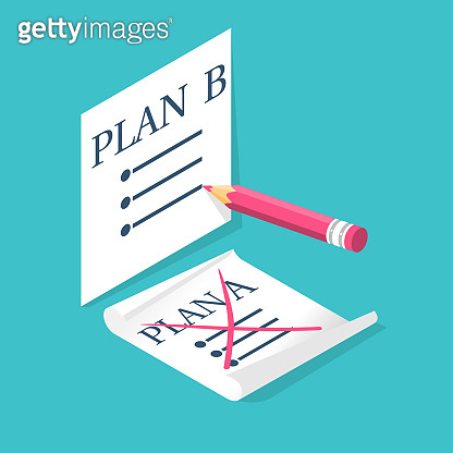 Plan A failed go to B. Passes to second plan