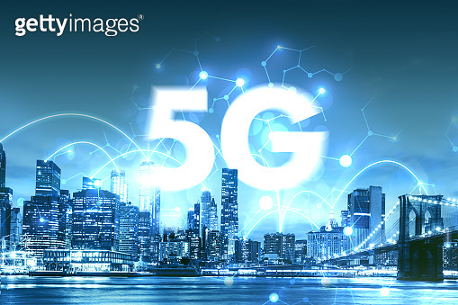 5G network wireless systems and internet of things