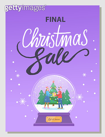 Final Christmas Sale Discounts for Winter Season