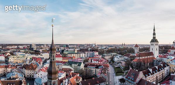 Tallinn Panorama, Old Town