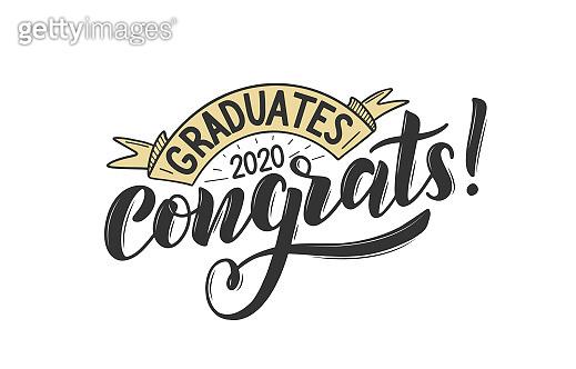 Congratulations Graduates 2020.