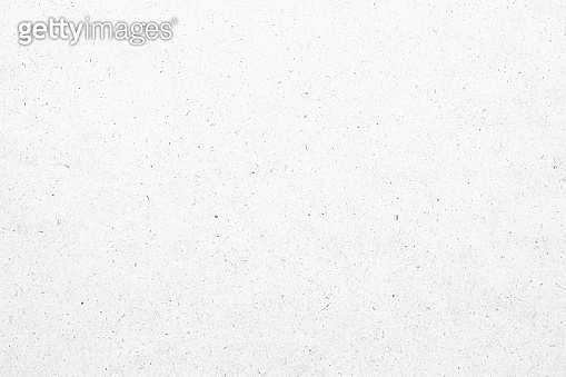 White recycle kraft paper cardboard surface texture background