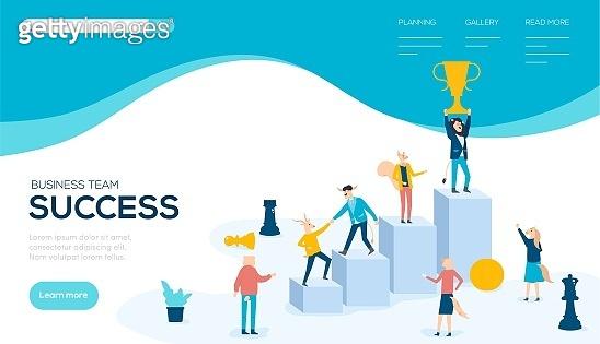Successful business teams