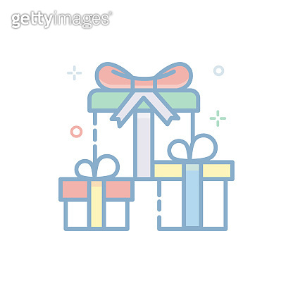 Gifts icon.
