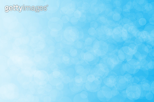 bokeh background with blue sky color. Abstract bokeh background. bokeh lights refocused blurred background.