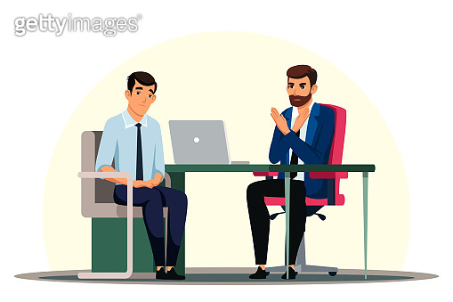 Employer reject vacancy candidate on bad interview