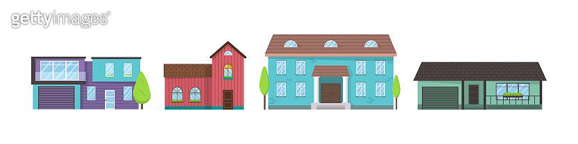 House facade exterior.