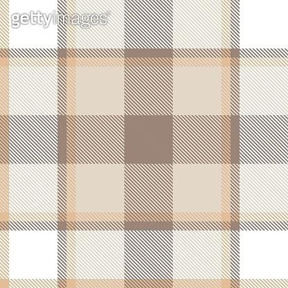 Brown Plaid Tartan Checkered Seamless Pattern Collection