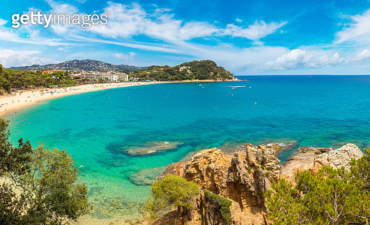 Costa Brava beach, Catalonia, Spain