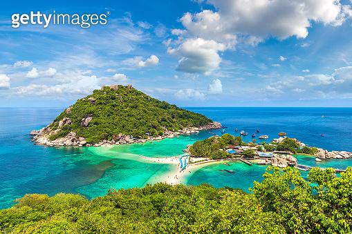 Nang Yuan Island, Koh Tao, Thailand