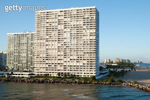 Fort Lauderdale Beach Buildings