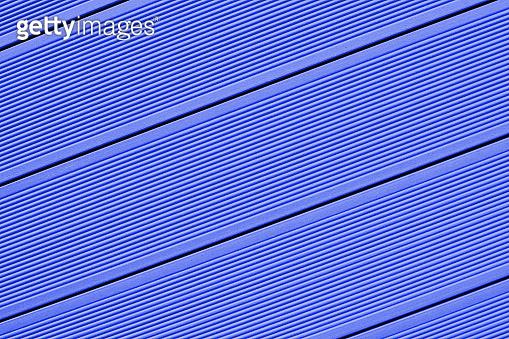 Vinyl siding texture, blue color