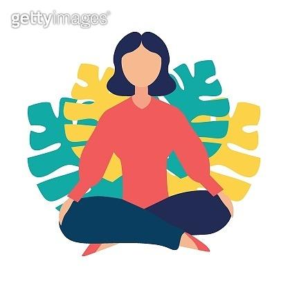 2020 girl, yoga 1