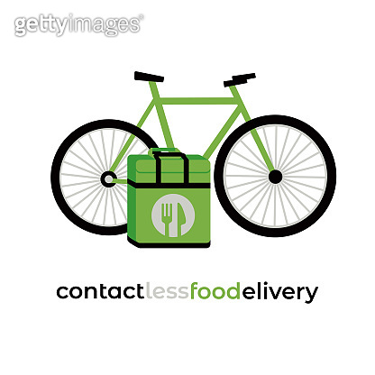 Contact-free delivery service during quarantine