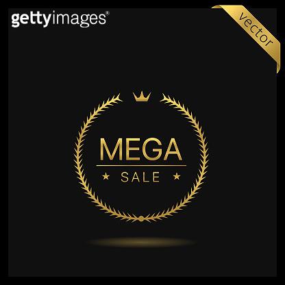 Mega sale Laurel wreath icon