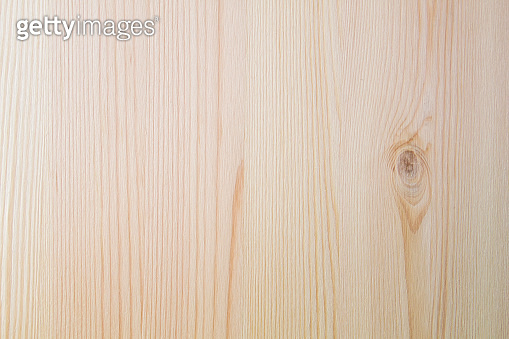 Clean pine wood panel detail texture or background