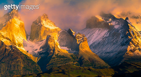 Horns of Paine, Patagonia, Chile