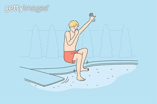 Sport, summer, fun, recreation, holiday, vacation concept