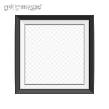 Realistic vector frame.