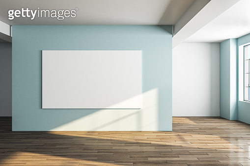 Light gallery interior