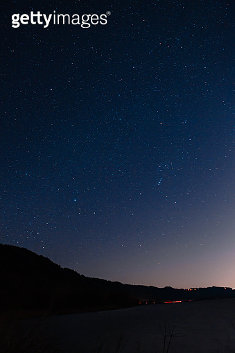 Night Sky and Outer Space