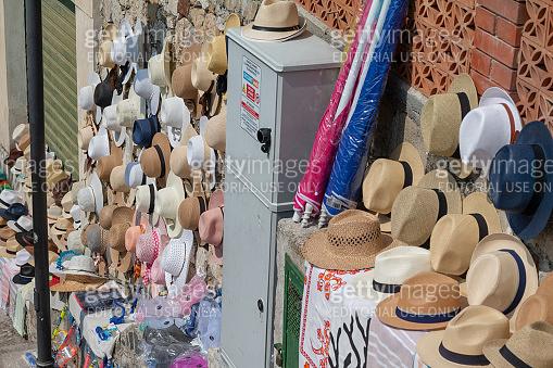 Gift Shop in Taormina, Sicily
