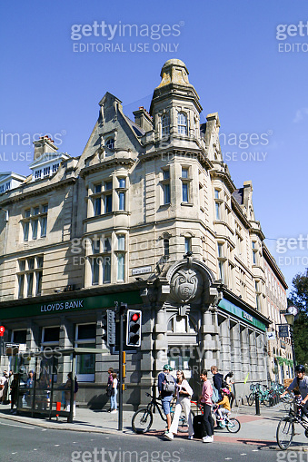 Lloyds Bank in Brighton, England