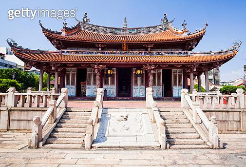 Confucius Temple in Changhua, Taiwan.