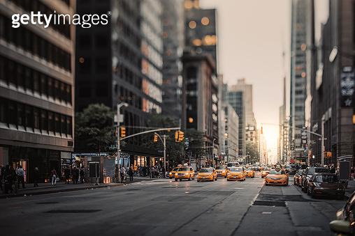 NY City Traffic